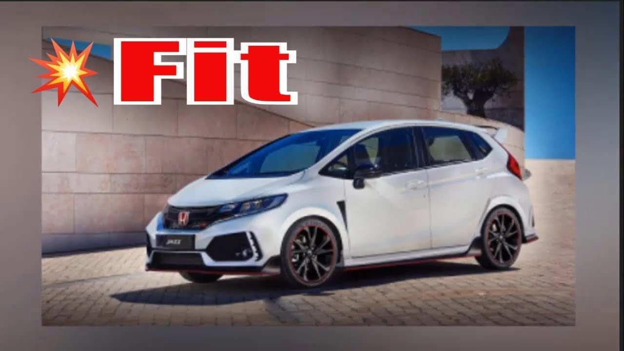 91 The Honda Fit 2020 Turbo Release for Honda Fit 2020 Turbo