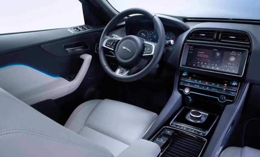 91 The Jaguar F Pace Facelift 2020 Research New by Jaguar F Pace Facelift 2020