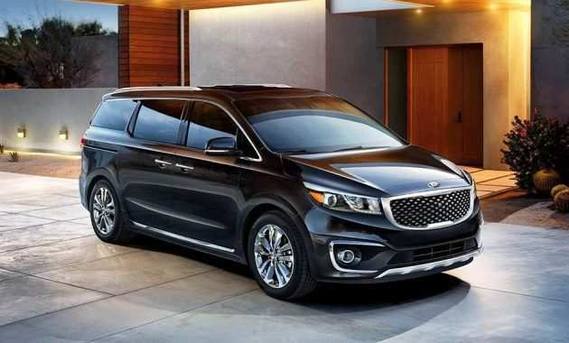 91 The Kia Grand Carnival 2020 Prices by Kia Grand Carnival 2020