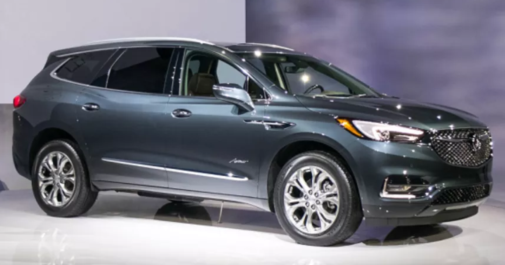 92 All New 2020 Buick Enclave Release Date Research New with 2020 Buick Enclave Release Date