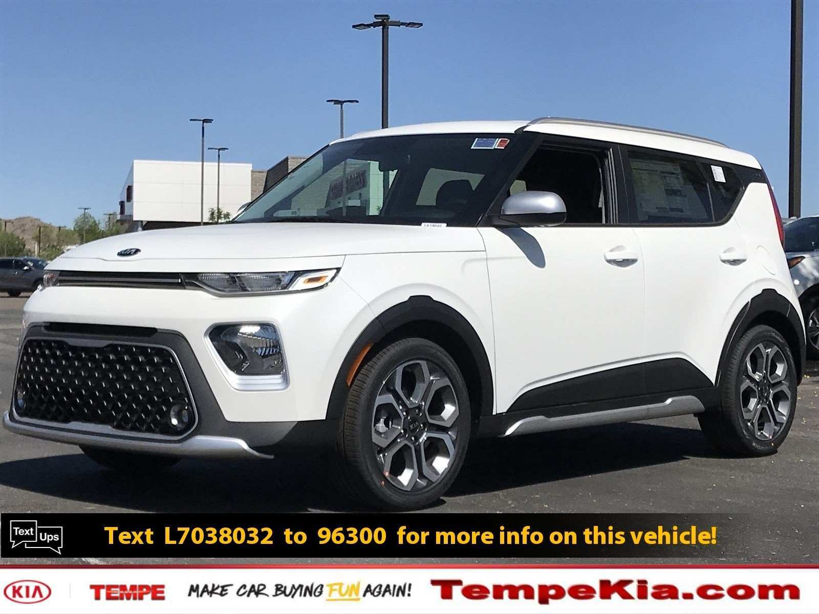 92 All New 2020 Kia Soul Xline Model by 2020 Kia Soul Xline