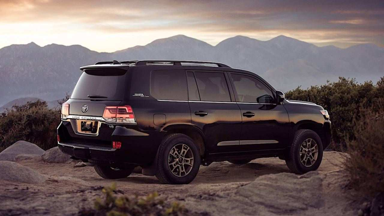 92 All New Toyota Land Cruiser 2020 Price Wallpaper by Toyota Land Cruiser 2020 Price