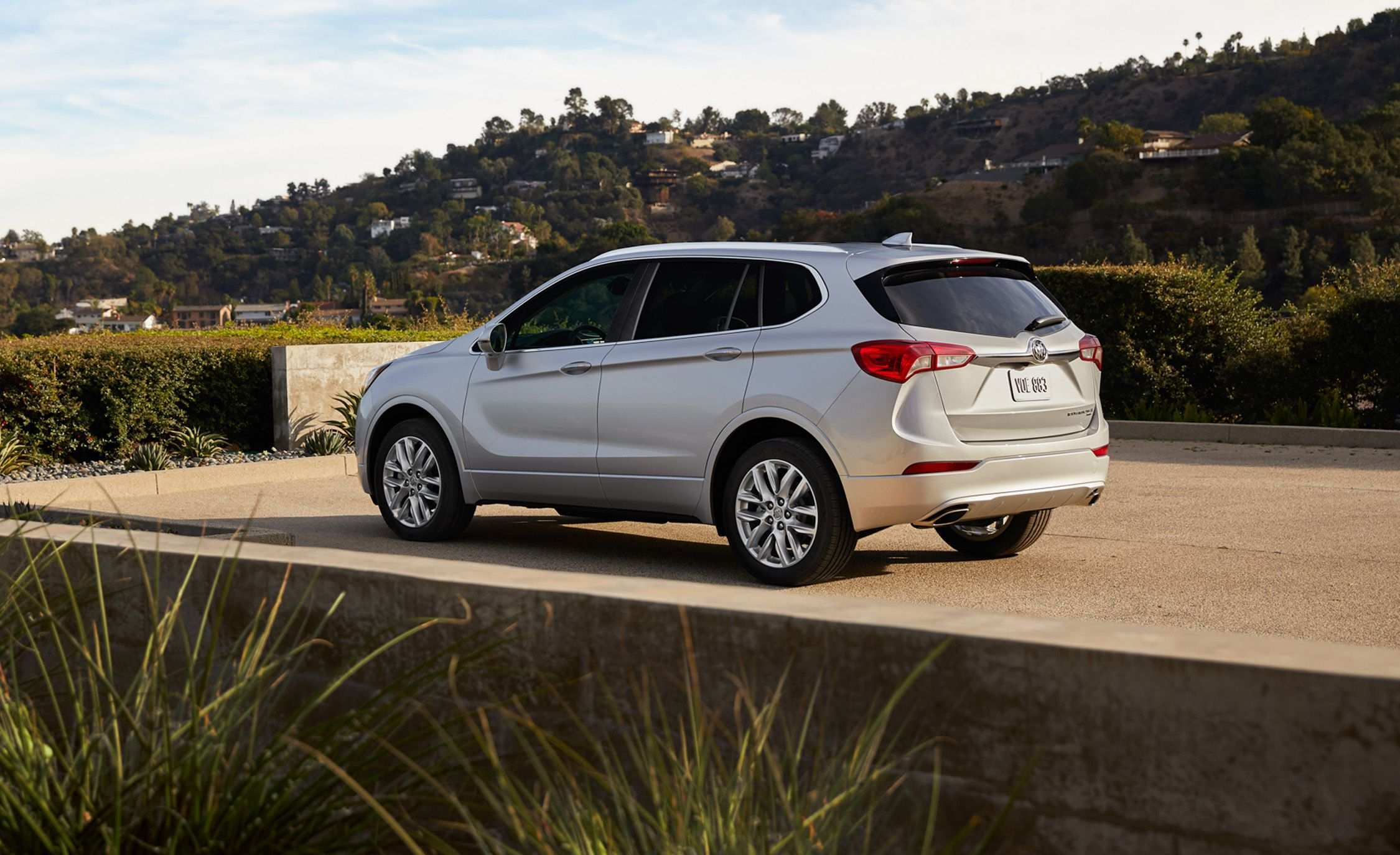 92 Best Review 2020 Buick Envision Changes Style with 2020 Buick Envision Changes