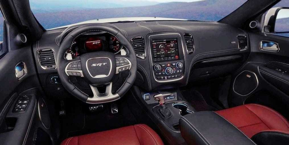 92 Best Review 2020 Dodge Journey Interior Research New for 2020 Dodge Journey Interior