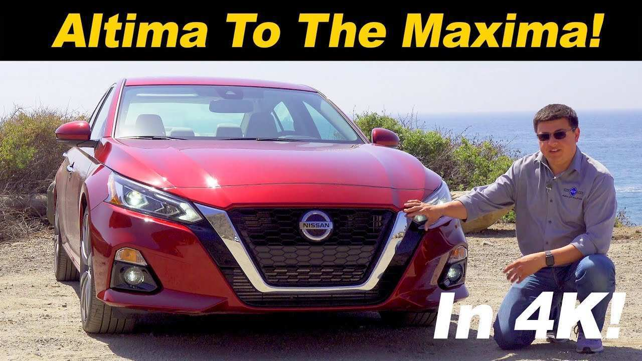 92 Best Review 2020 Nissan Maxima Youtube Prices with 2020 Nissan Maxima Youtube