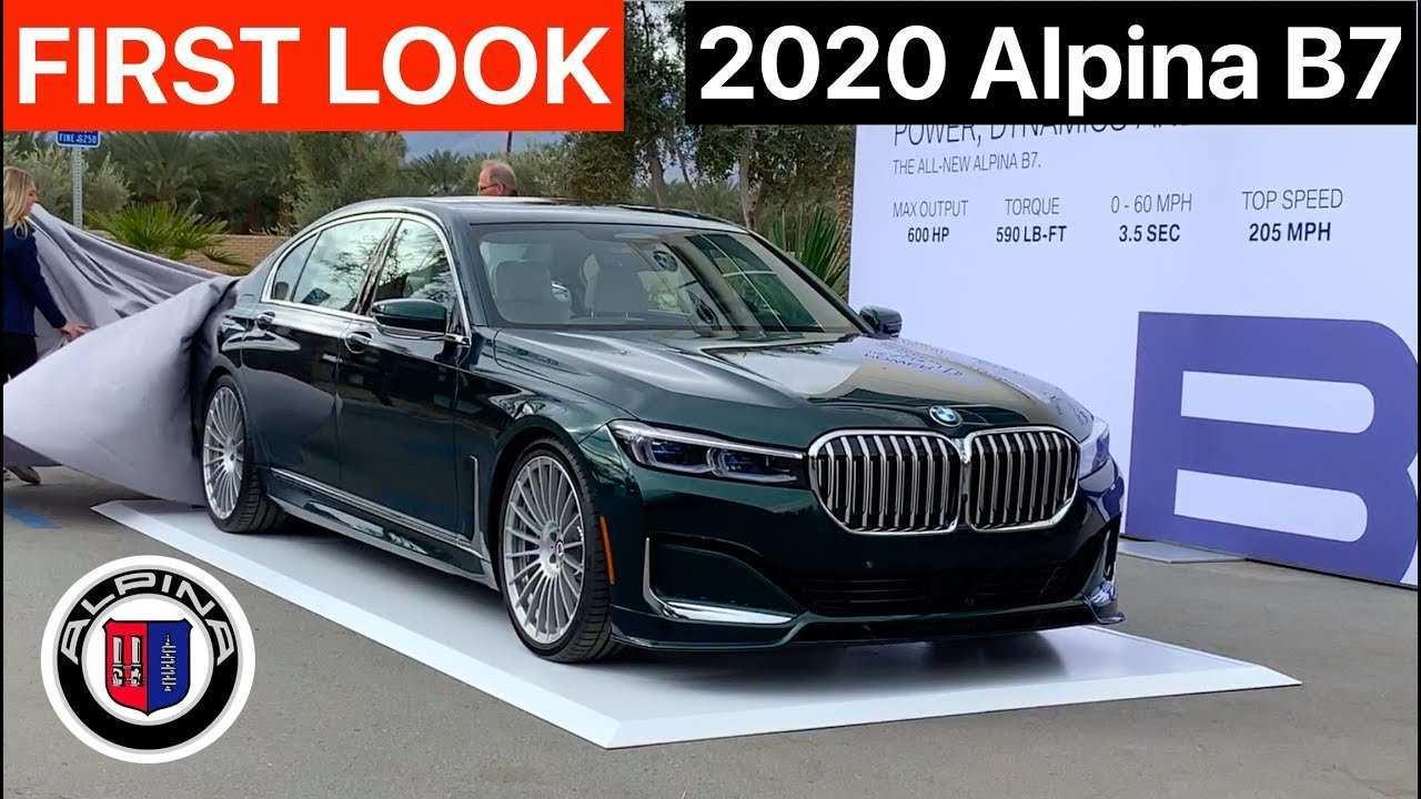 92 Best Review BMW Alpina 2020 Model by BMW Alpina 2020