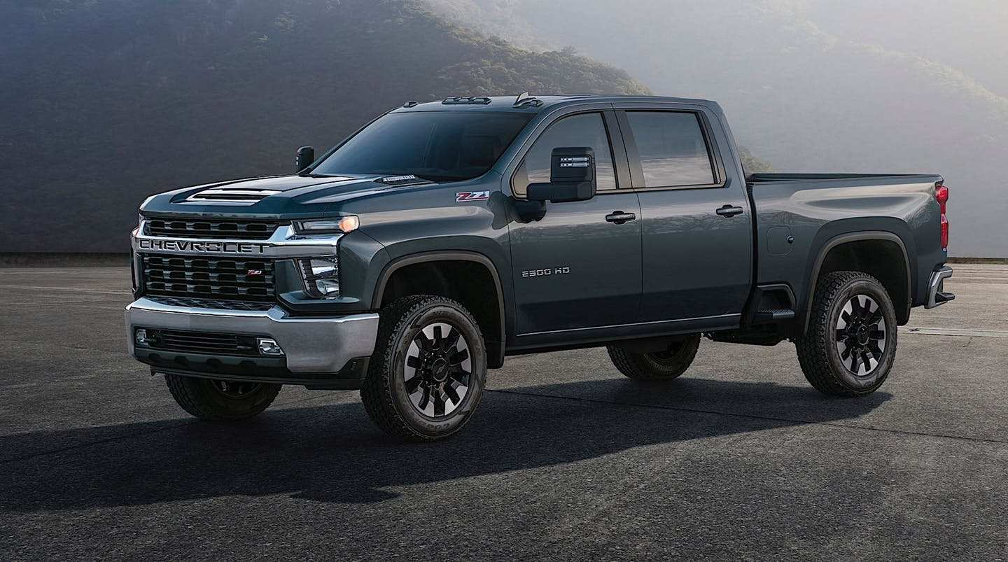 92 Best Review Chevrolet Duramax 2020 Redesign and Concept with Chevrolet Duramax 2020
