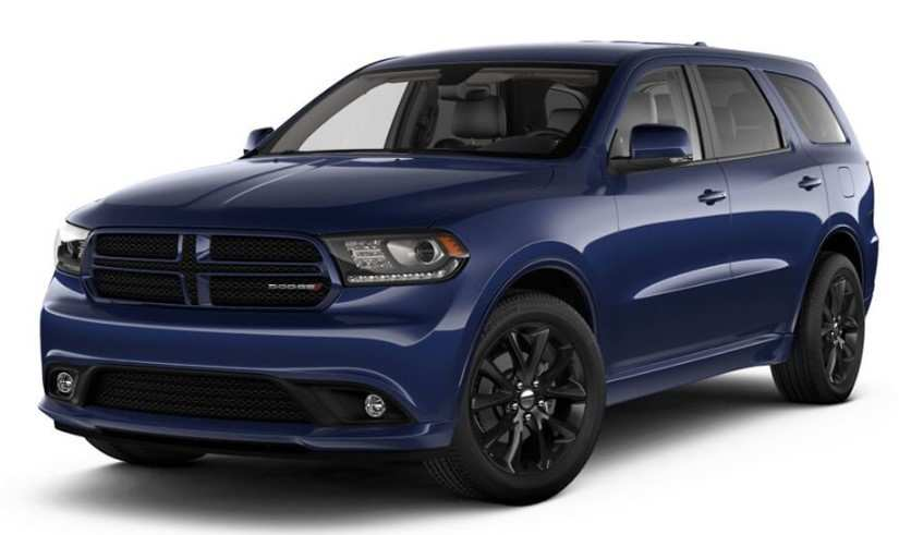 92 Best Review Dodge Durango New Body Style 2020 Review with Dodge Durango New Body Style 2020