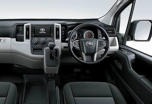 92 Best Review New Toyota Quantum 2020 Interior New Review with New Toyota Quantum 2020 Interior