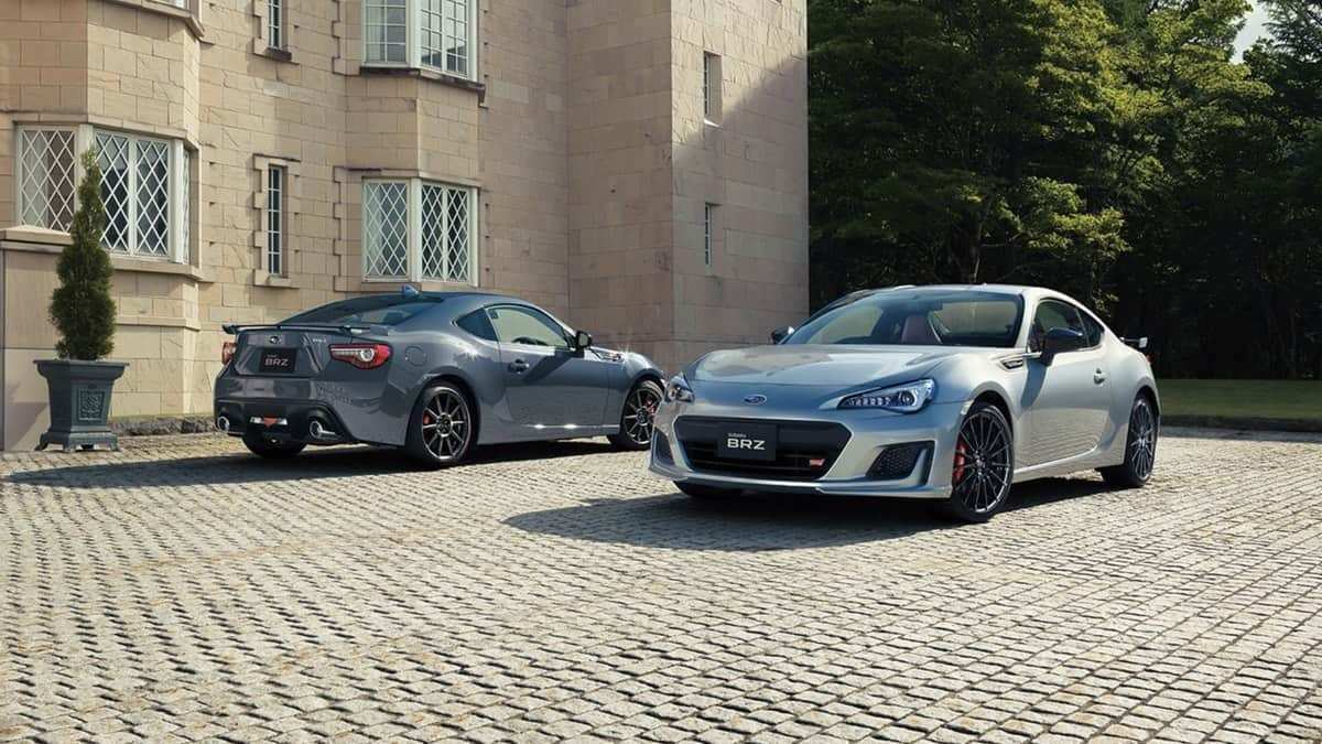 92 Concept of 2020 Subaru Brz Youtube Ratings with 2020 Subaru Brz Youtube