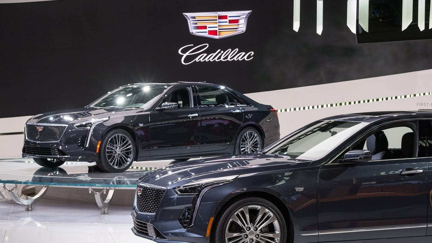 92 Concept of Cadillac Ct6 2020 First Drive with Cadillac Ct6 2020