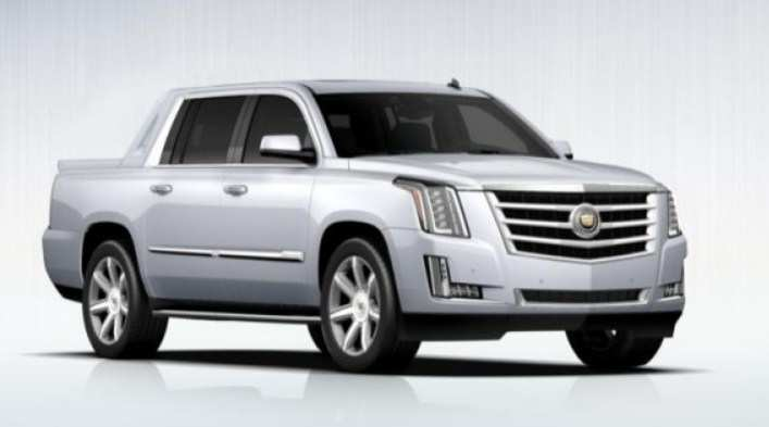 92 Concept of Cadillac Pickup Truck 2020 History with Cadillac Pickup Truck 2020