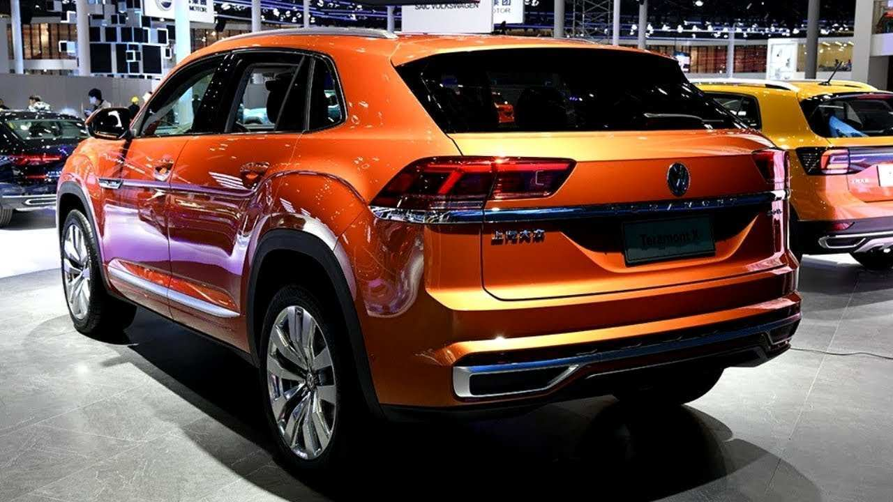 92 Gallery of 2020 Volkswagen Teramont X Performance and New Engine with 2020 Volkswagen Teramont X