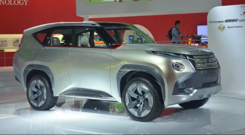 92 Gallery of Mitsubishi Montero 2020 Usa Research New by Mitsubishi Montero 2020 Usa