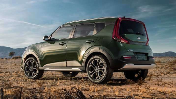 92 Great 2020 Kia Soul Xline Release with 2020 Kia Soul Xline