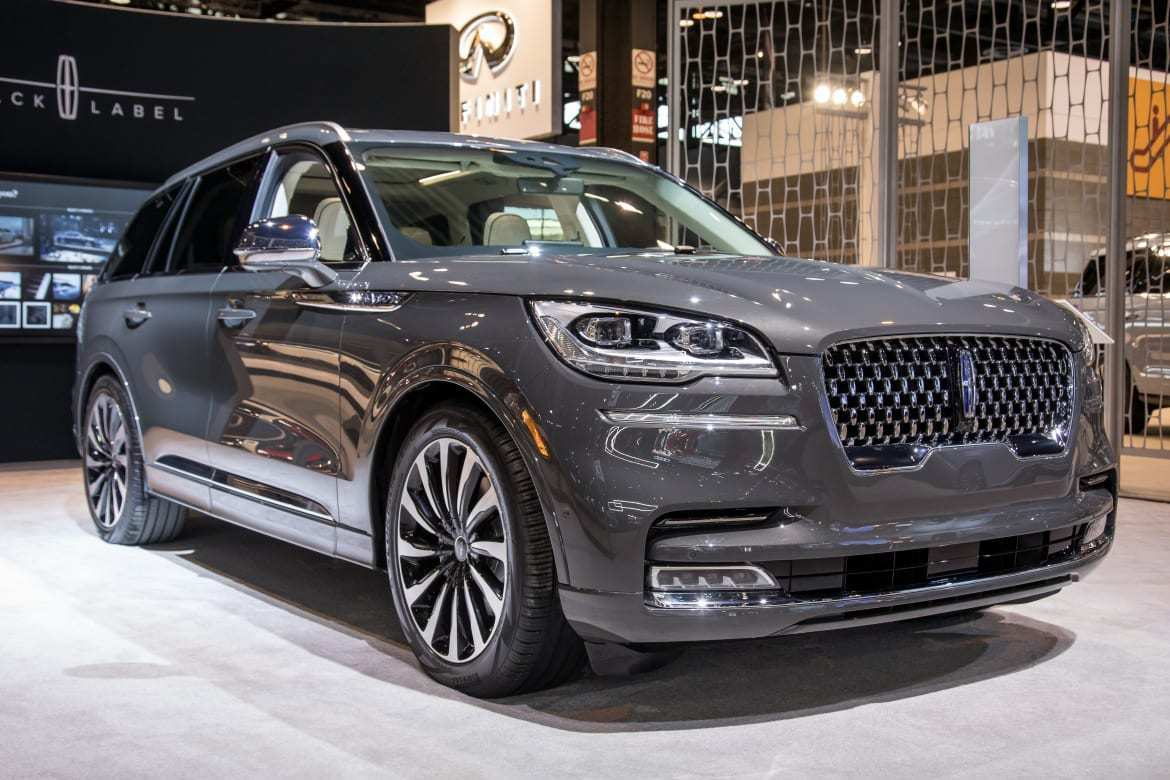 92 Great 2020 Lincoln Aviator Vs Cadillac Xt6 Exterior and Interior with 2020 Lincoln Aviator Vs Cadillac Xt6