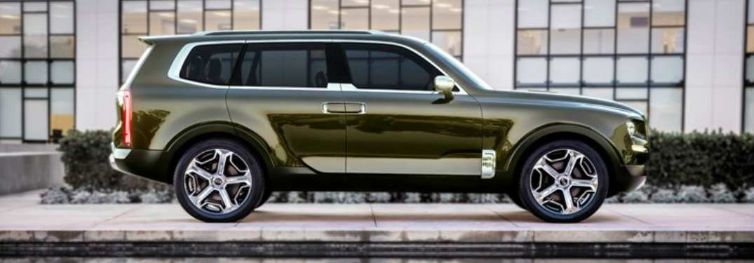 92 Great When Does The 2020 Kia Telluride Come Out Spesification for When Does The 2020 Kia Telluride Come Out