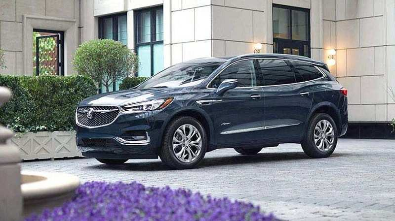 92 New 2020 Buick Enclave Release Date Price with 2020 Buick Enclave Release Date