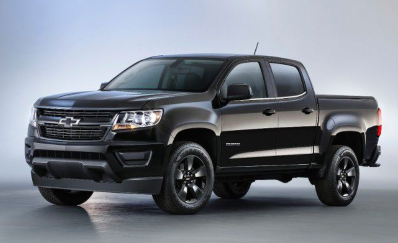 92 New All New Chevrolet Colorado 2020 Configurations for All New Chevrolet Colorado 2020