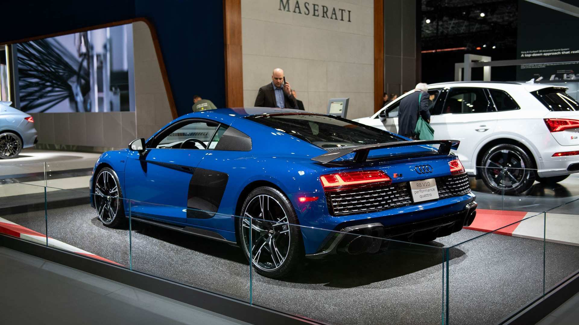 92 New Audi R8 2020 Picture with Audi R8 2020