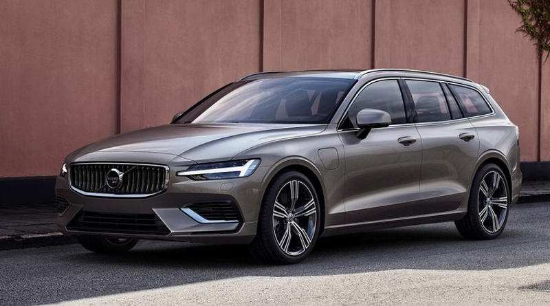 92 New Volvo V60 2020 Price with Volvo V60 2020