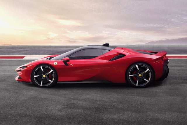 92 The Ferrari X 2020 Model by Ferrari X 2020