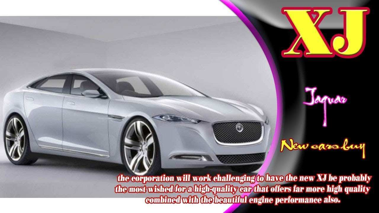 92 The Jaguar Xj New Model 2020 Redesign by Jaguar Xj New Model 2020