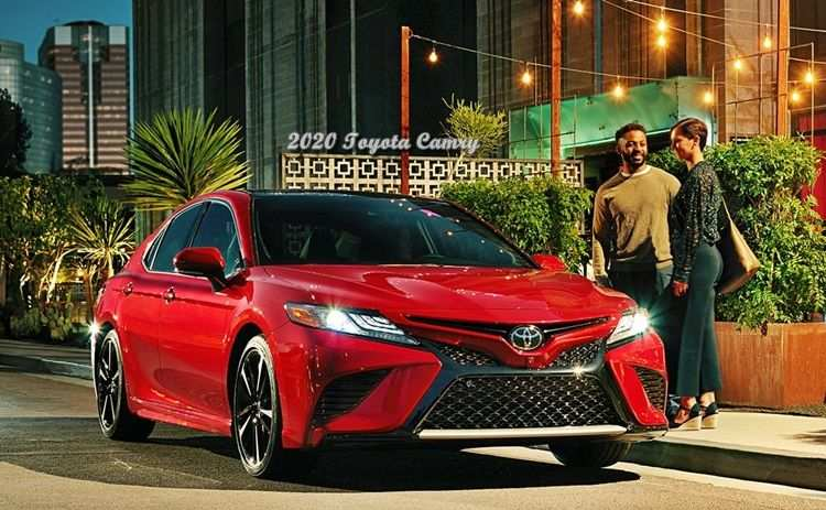 92 The Toyota Camry 2020 Model Prices by Toyota Camry 2020 Model
