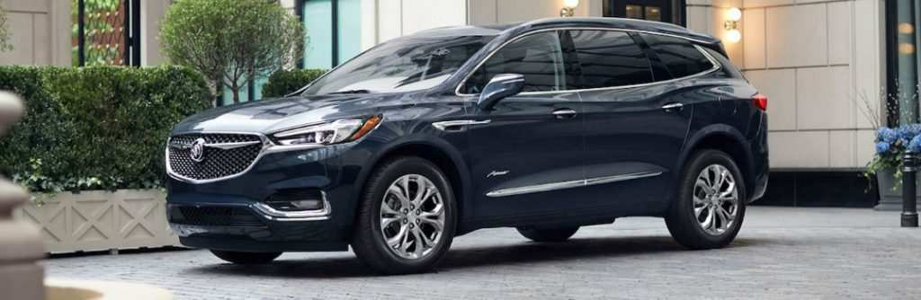 93 All New 2020 Buick Enclave Avenir Colors Overview by 2020 Buick Enclave Avenir Colors