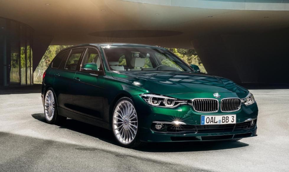 93 All New BMW Alpina B3 2020 Exterior by BMW Alpina B3 2020