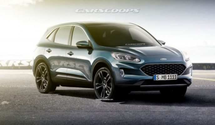 93 All New Ford Kuga 2020 Images for Ford Kuga 2020