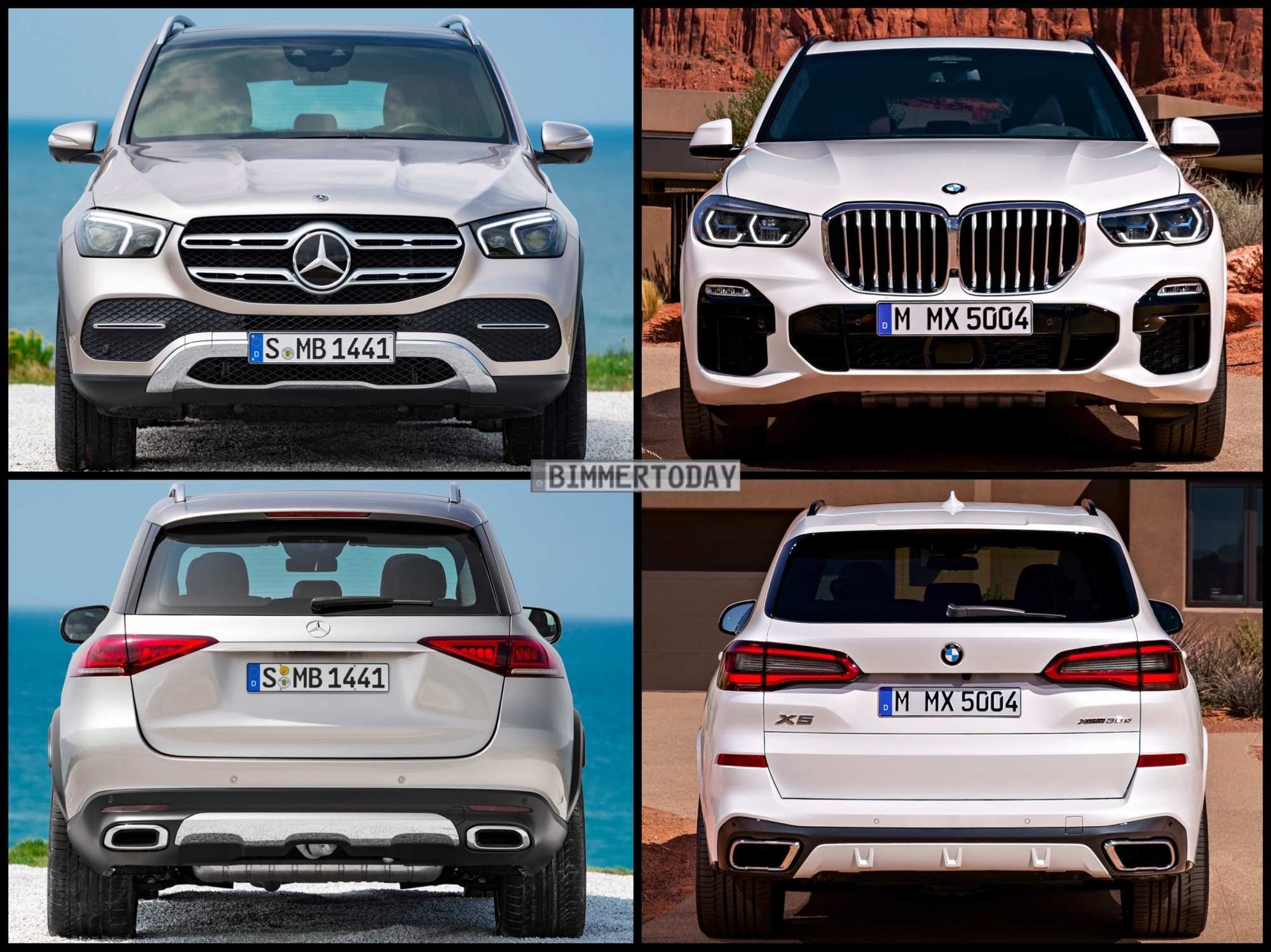 93 Best Review 2020 Mercedes Gle Vs BMW X5 Redesign and Concept for 2020 Mercedes Gle Vs BMW X5