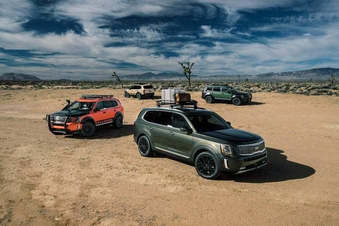 93 Best Review Build A 2020 Kia Telluride Style for Build A 2020 Kia Telluride