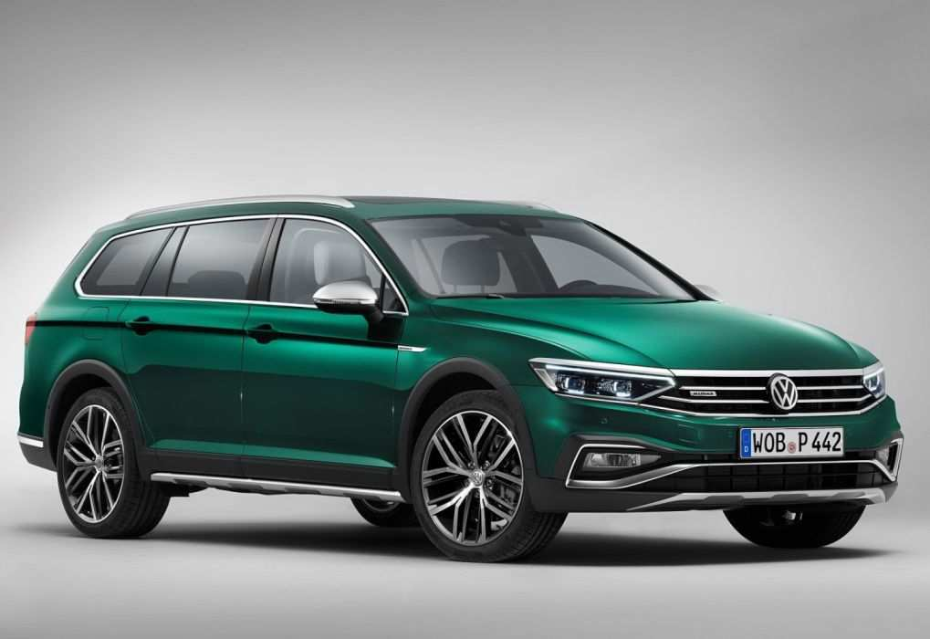 93 Best Review Volkswagen Passat Alltrack 2020 Exterior and Interior for Volkswagen Passat Alltrack 2020
