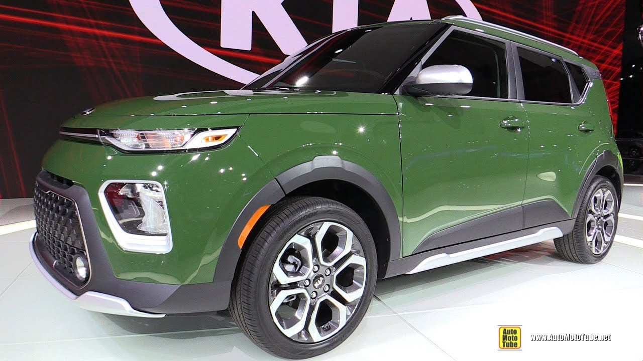 93 Concept of 2020 Kia Soul X Overview by 2020 Kia Soul X