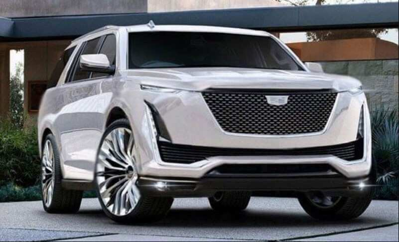 93 Concept of Cadillac Pickup 2020 Interior for Cadillac Pickup 2020