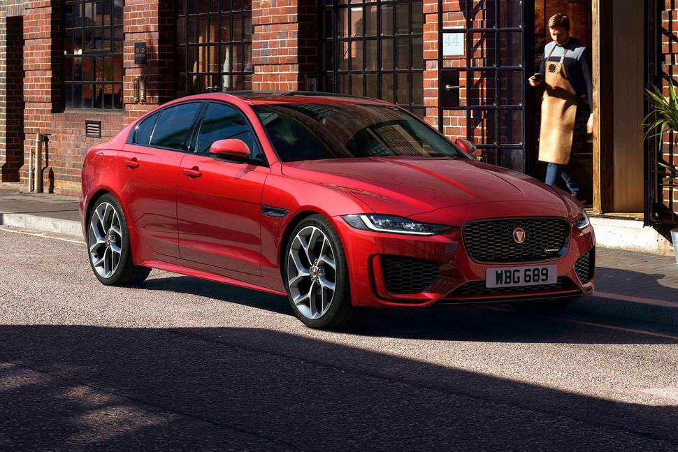 93 Concept of Jaguar Sedan 2020 Reviews with Jaguar Sedan 2020