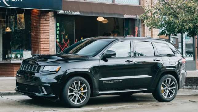 93 Concept of Jeep Grand Cherokee 2020 Spy Shots Engine for Jeep Grand Cherokee 2020 Spy Shots