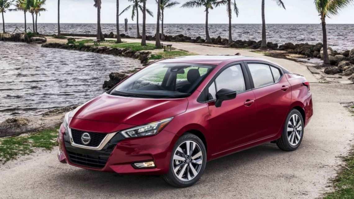 93 Concept of Nissan Versa 2020 Brasil Pricing with Nissan Versa 2020 Brasil