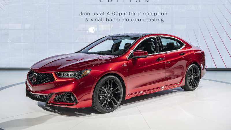 93 Gallery of 2019 Vs 2020 Acura Tlx History for 2019 Vs 2020 Acura Tlx