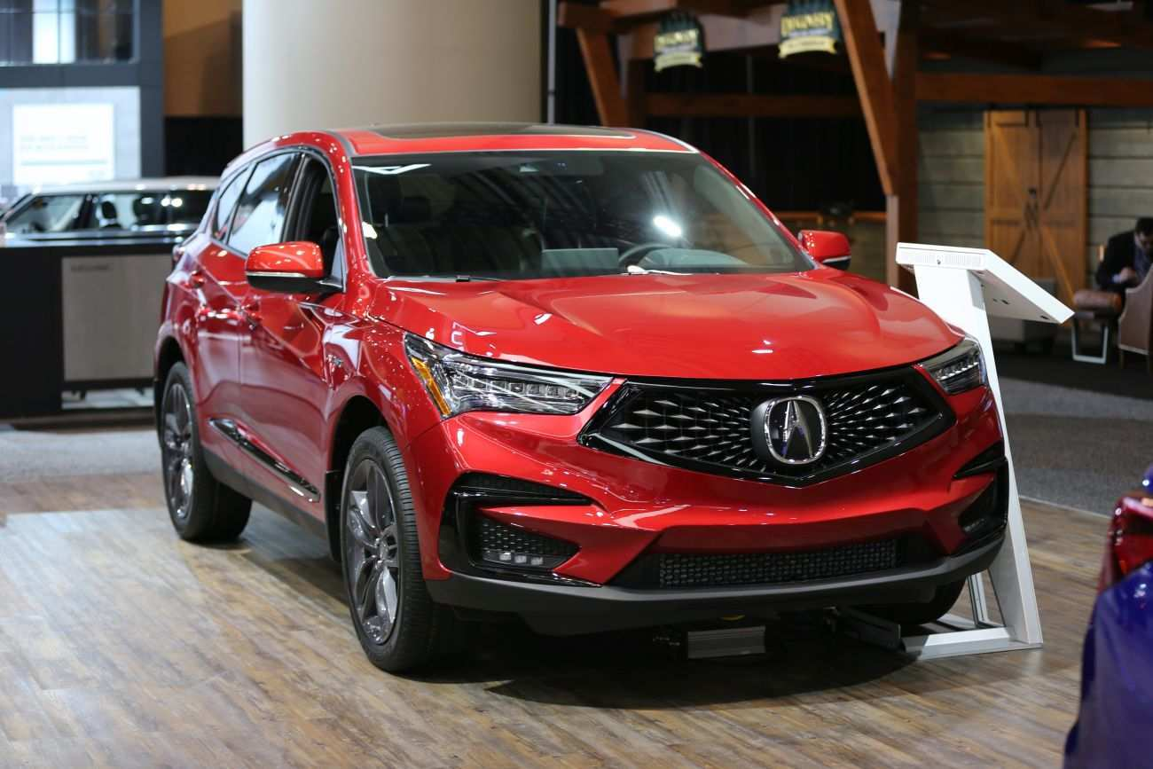 93 Gallery of 2020 Acura Rdx Changes Picture with 2020 Acura Rdx Changes