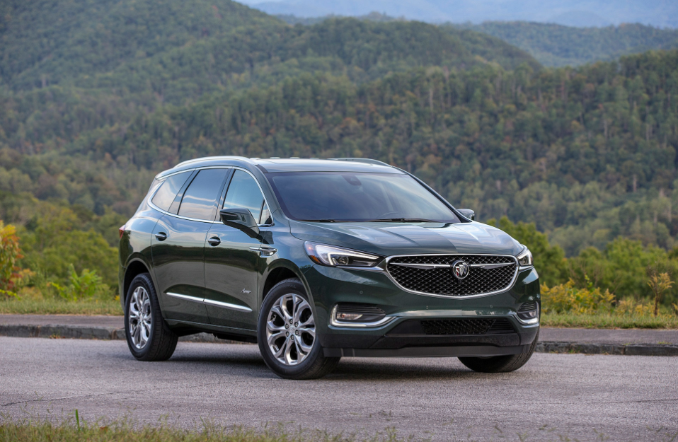 93 Gallery of 2020 Buick Enclave Avenir Colors Overview for 2020 Buick Enclave Avenir Colors