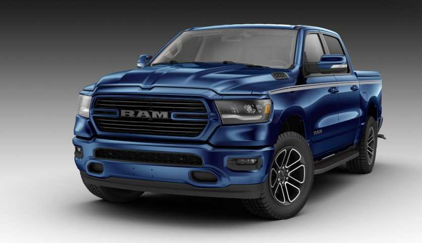 93 Gallery of 2020 Dodge Ram 1500 Limited Overview by 2020 Dodge Ram 1500 Limited
