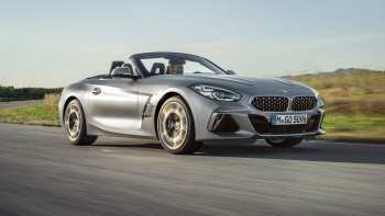 93 Gallery of BMW Z4 Coupe 2020 Exterior by BMW Z4 Coupe 2020