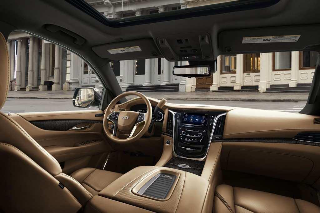 93 Gallery of Cadillac Escalade 2020 Interior Overview with Cadillac Escalade 2020 Interior