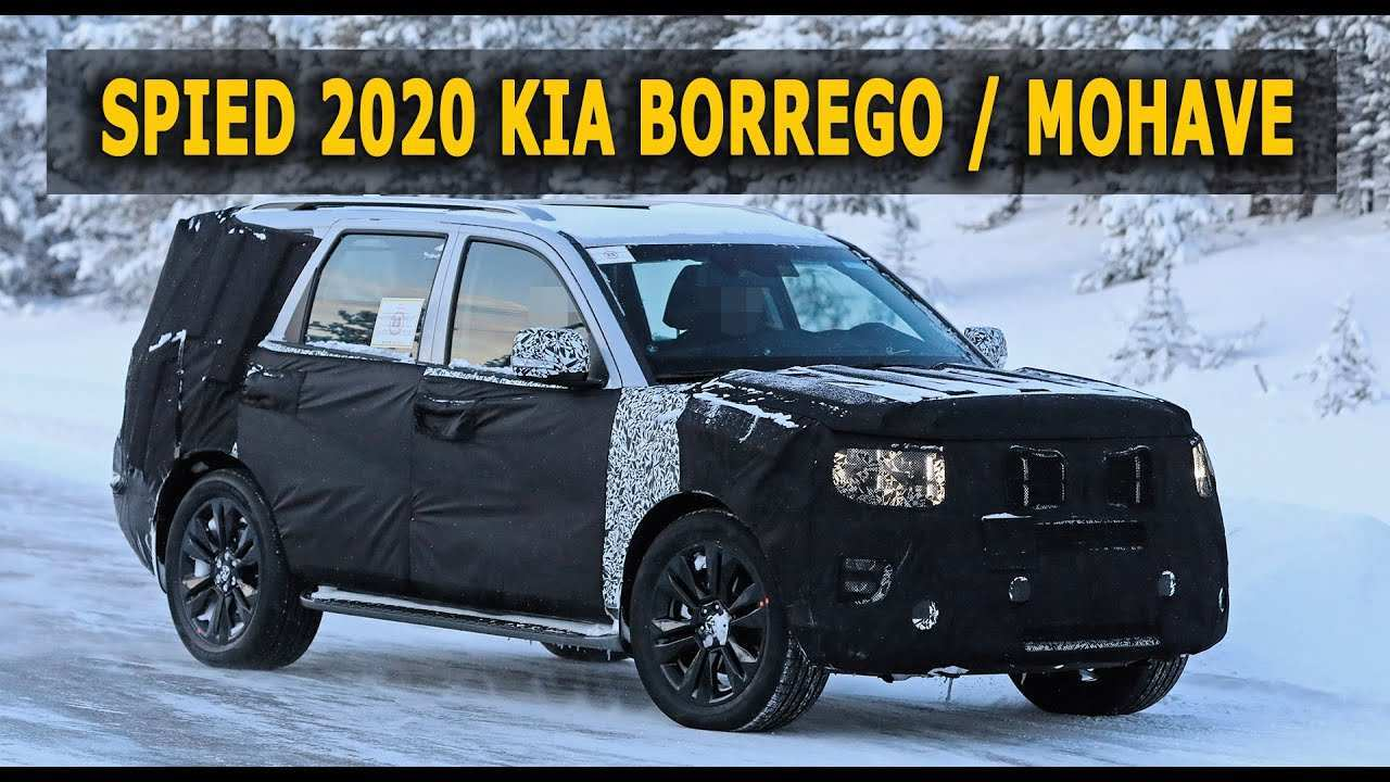 93 Gallery Of Kia Mohave 2020 Price Engine For Kia Mohave