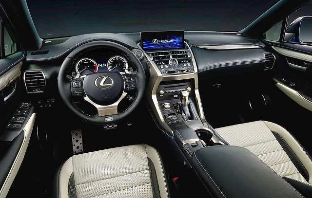 93 Gallery of Lexus Nx 2020 Picture by Lexus Nx 2020