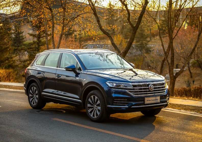93 Gallery of Volkswagen Touareg 2020 Pictures with Volkswagen Touareg 2020