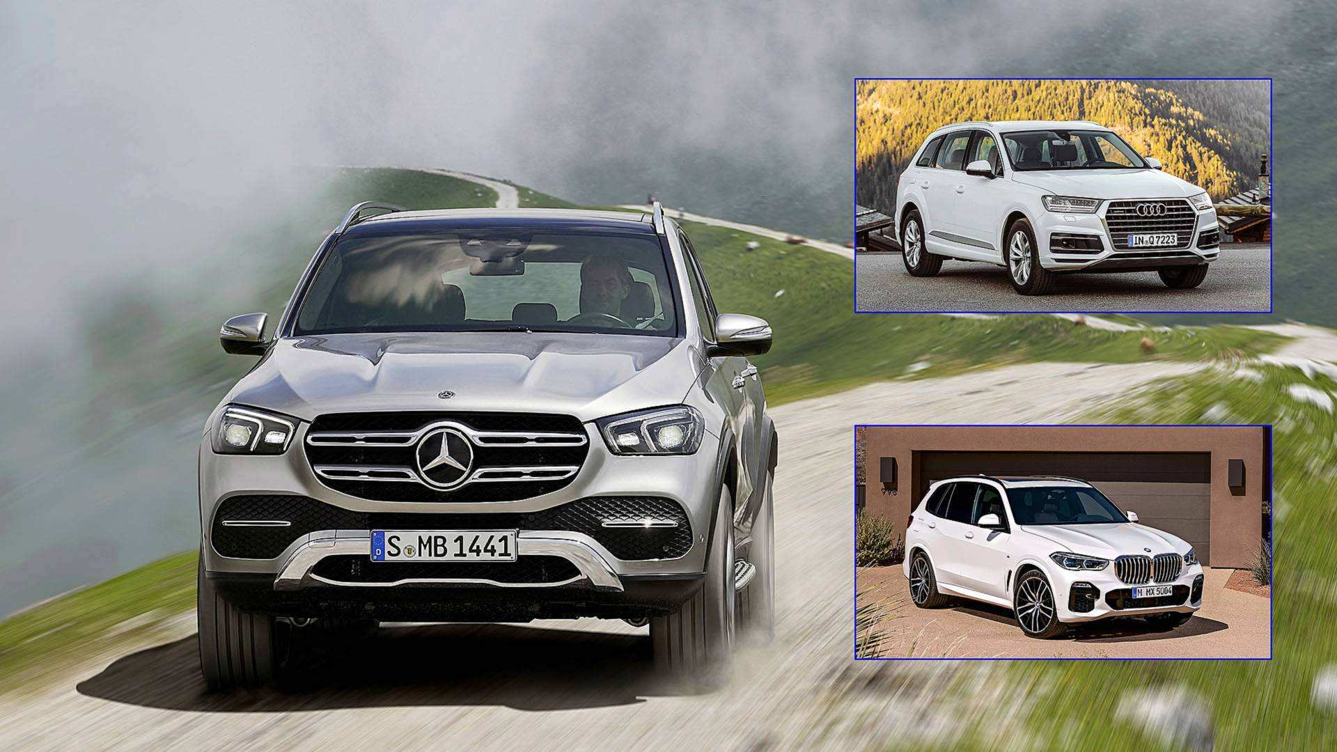 93 Great 2020 Mercedes Gle Vs BMW X5 History with 2020 Mercedes Gle Vs BMW X5