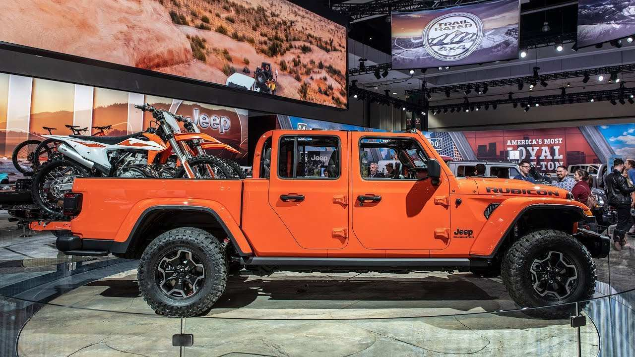 93 Great Price Of 2020 Jeep Gladiator New Review for Price Of 2020 Jeep Gladiator
